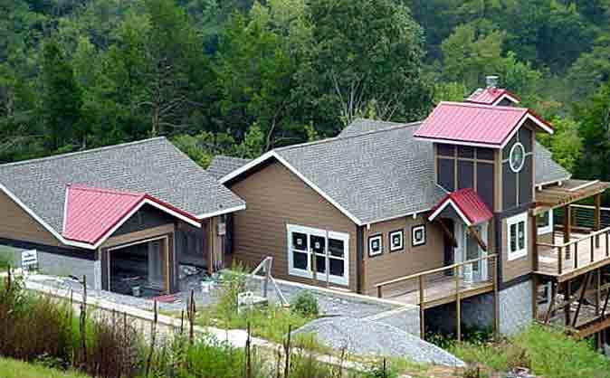 Bluewater Bay Resort Homes